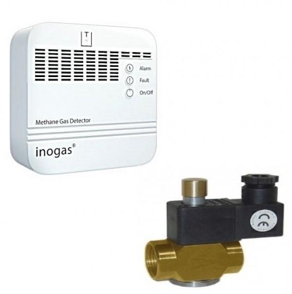 Detector de Gaz Metan Inogas 220V