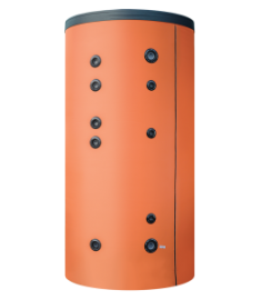 Boiler cu 2 serpentine Ferroli ECOUNIT 1500-2WB 1500 Litri