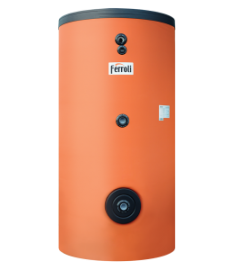 Boiler cu o serpentina Ferroli ECOUNIT 400-1WB 400 Litri