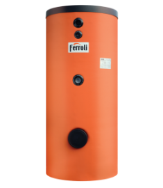 Boiler cu o serpentina Ferroli ECOUNIT 1500-1WB 1500 Litri
