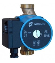 Pompa electronica de recirculare IMPPUMPS ACM SAN 25/6-130