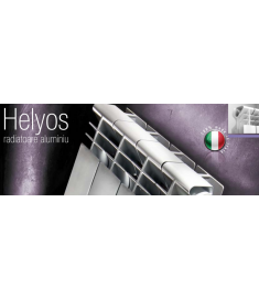 Radiator din aluminiu HELYOS 350